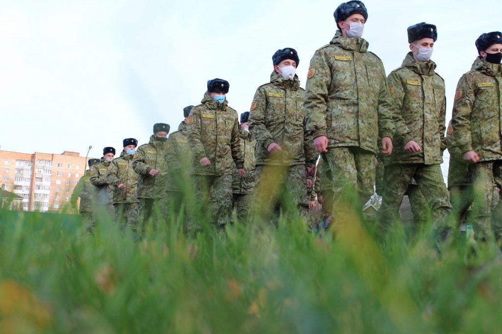 Около 250 пинчан и жителей района пополнили ряды Вооруженных Сил