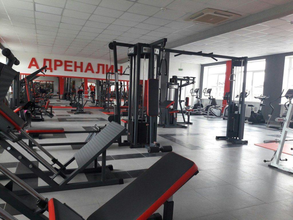 Как масочный режим повлиял на спортивные объекты в Пинске