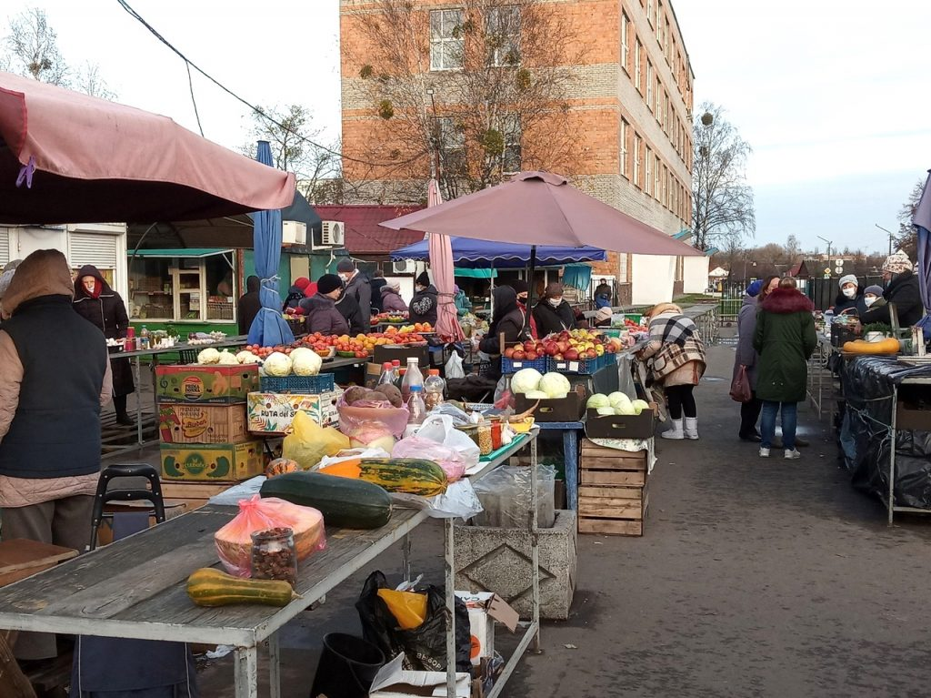 Что предлагают магазины и рынки пинчанам на этой неделе