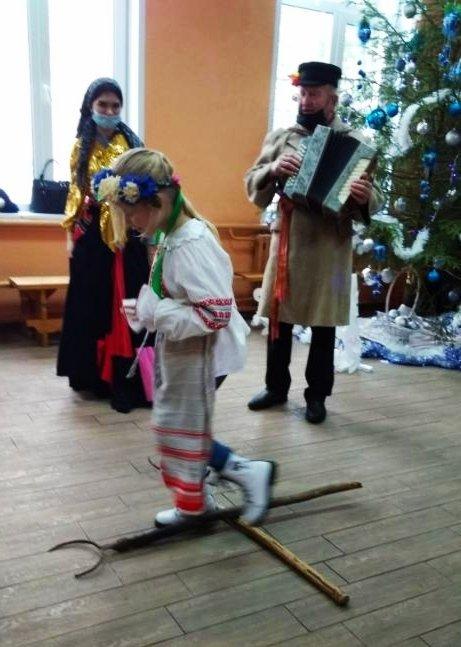 Резиденция Деда Мороза приняла 200-го посетителя, им оказался поляк. Но будет ещё и Старый Новый год