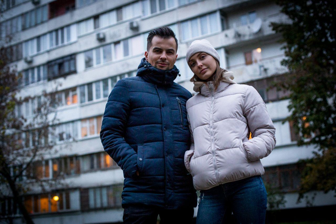 Как дома?: Молодая пара из Беларуси с августа вынуждена жить в Киеве