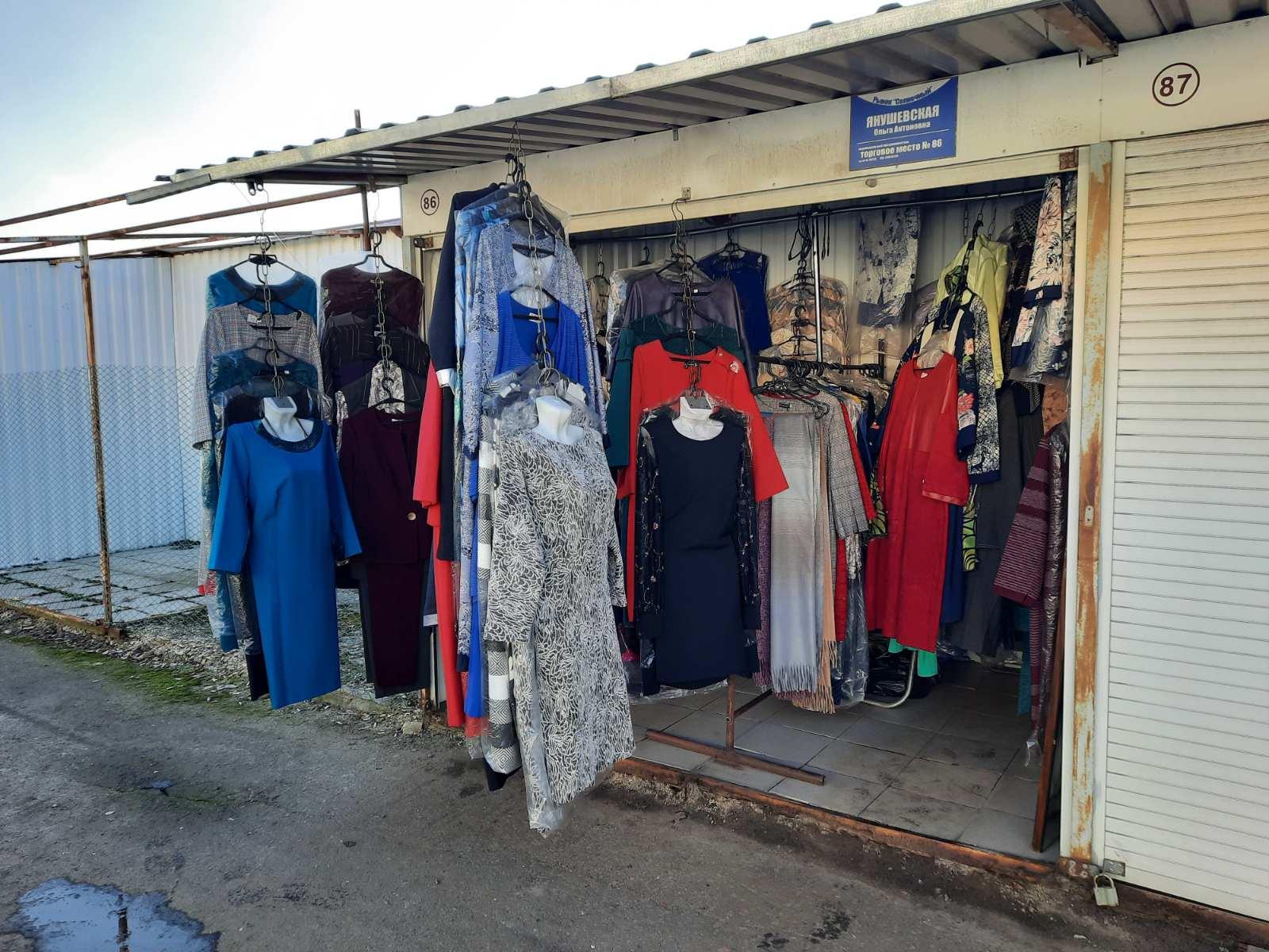 На Солнечном, словно после погрома: Предприниматели покидают насиженные места