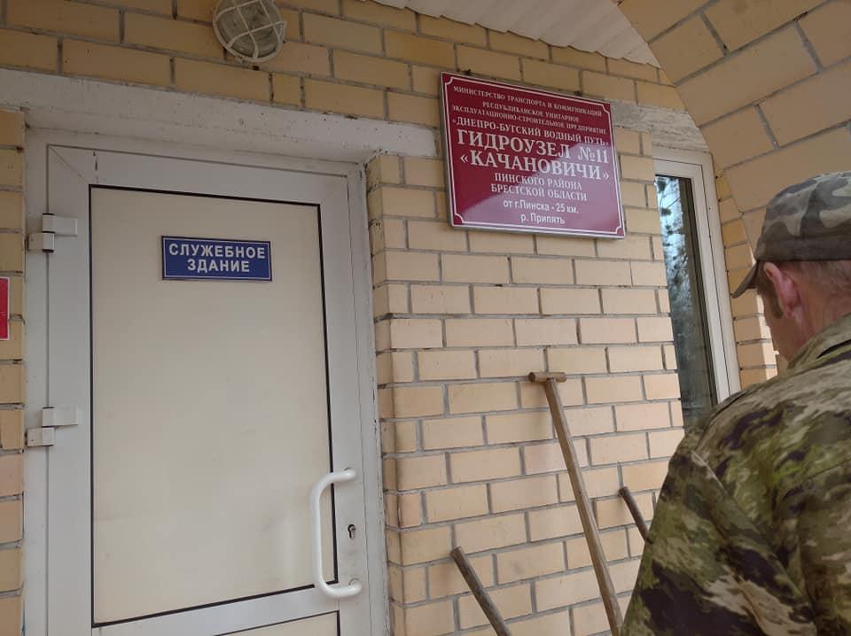 1 апреля на Припяти открылось судоходство