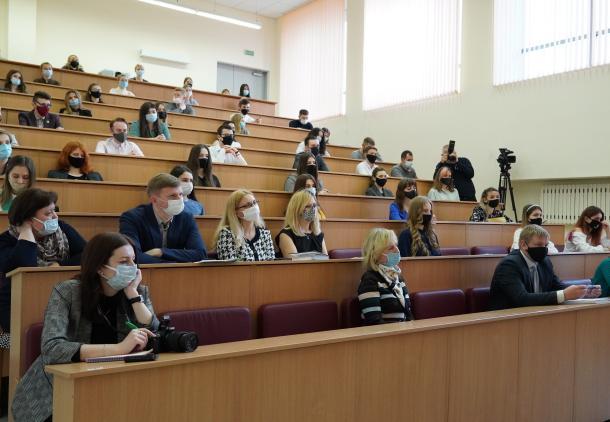 В ПолесГУ создали Центр поддержки интеллектуальной собственности
