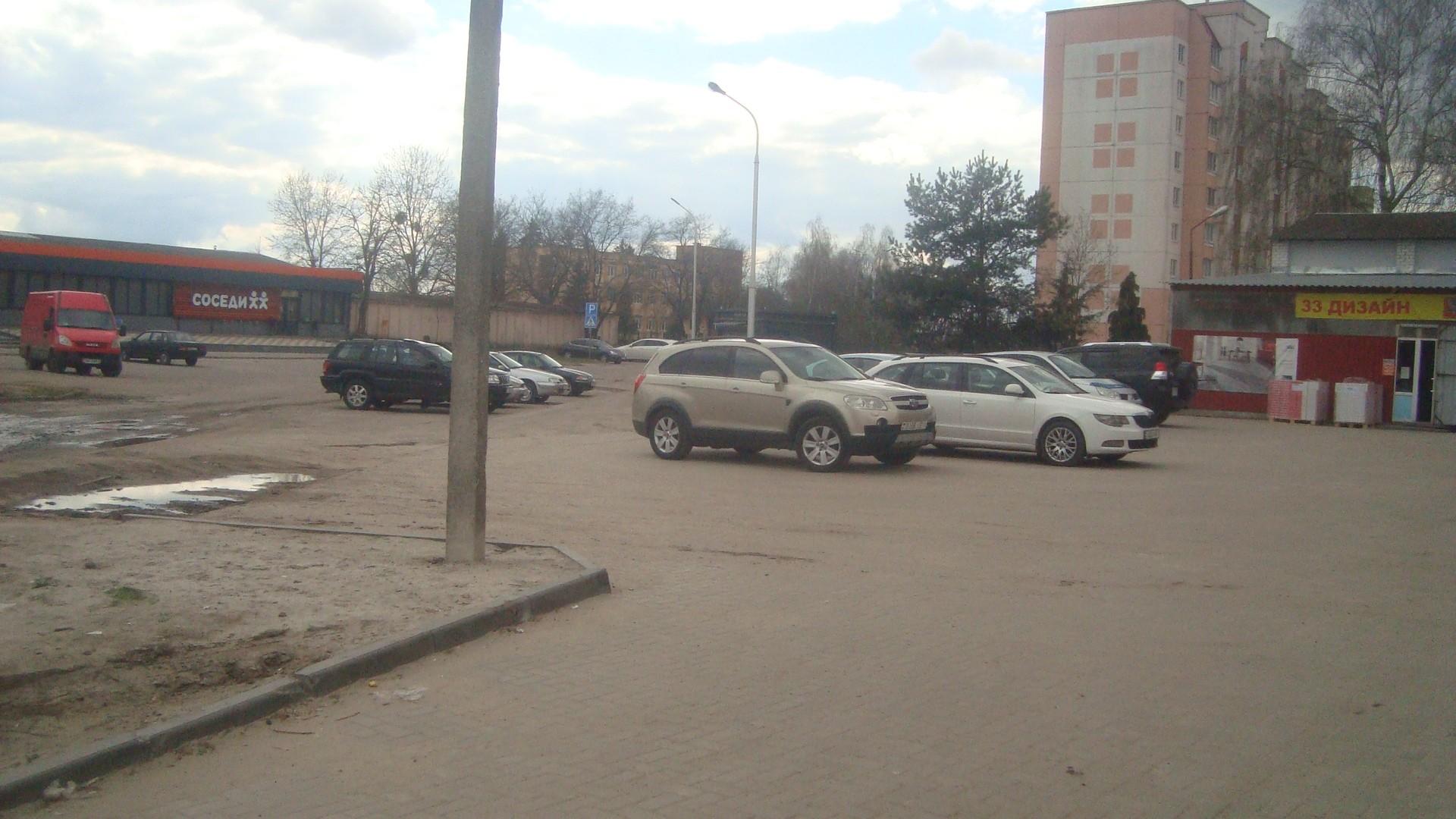 Магазин еще одной известной торговой сети закрывается в Пинске