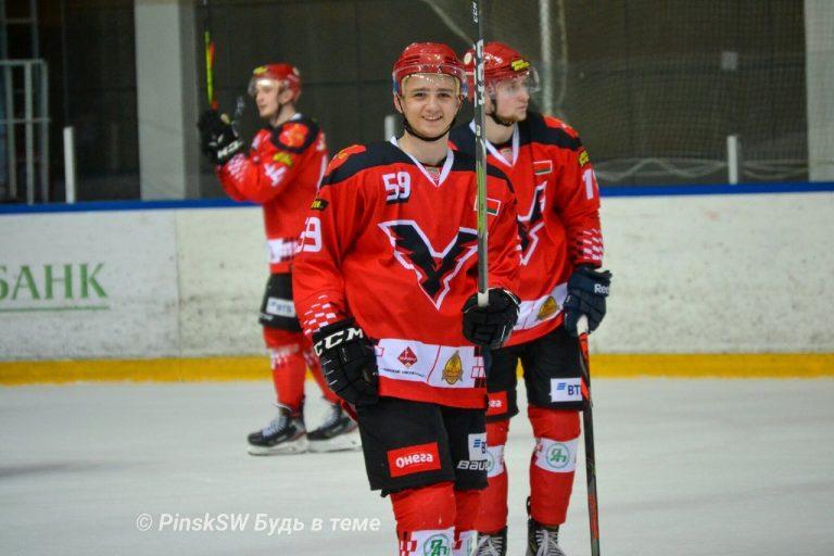 Хоккей в Пинске сделал шаг назад для рывка вперёд