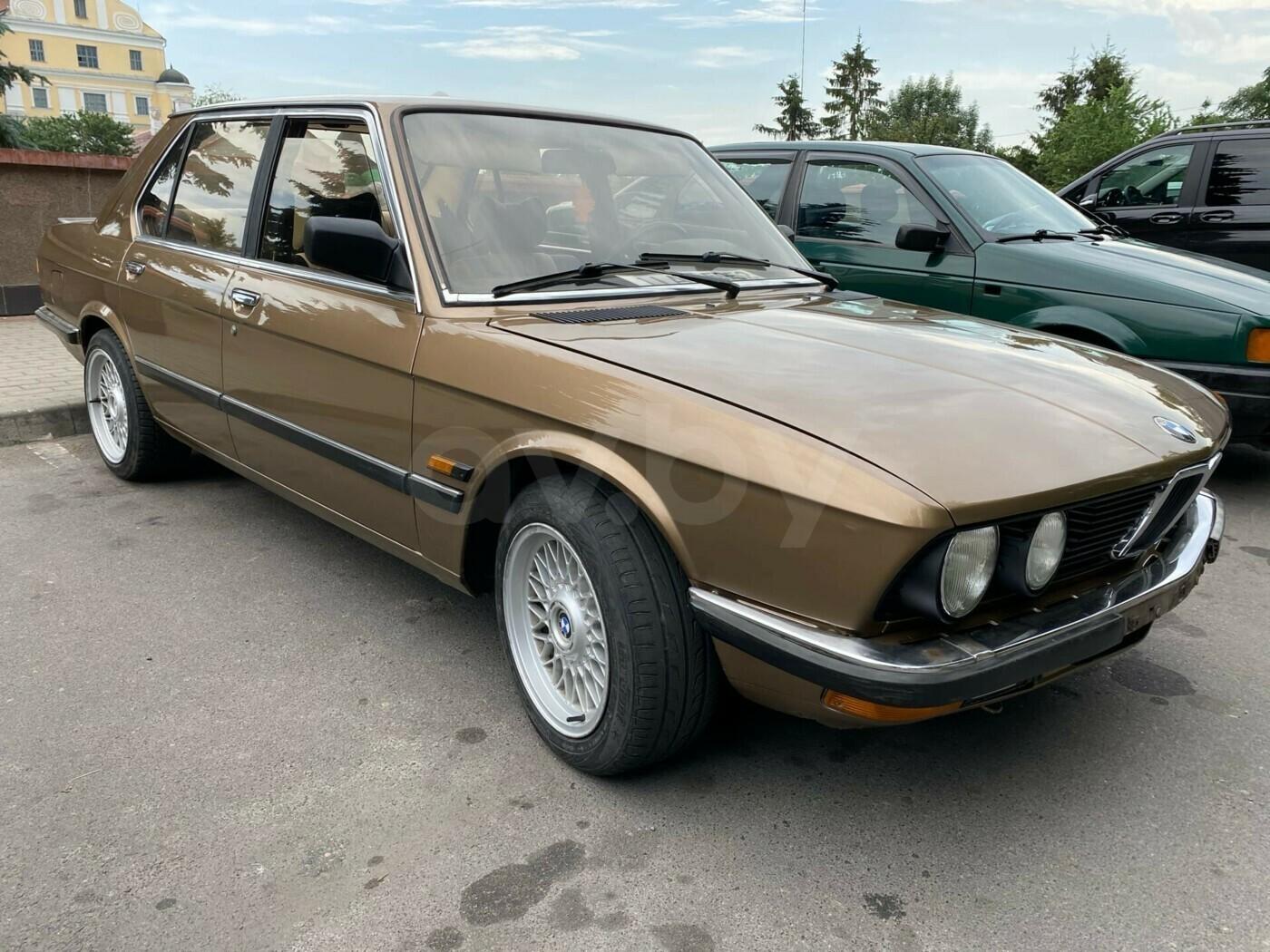 10 самых старых автомобилей, которые продаются в Пинске