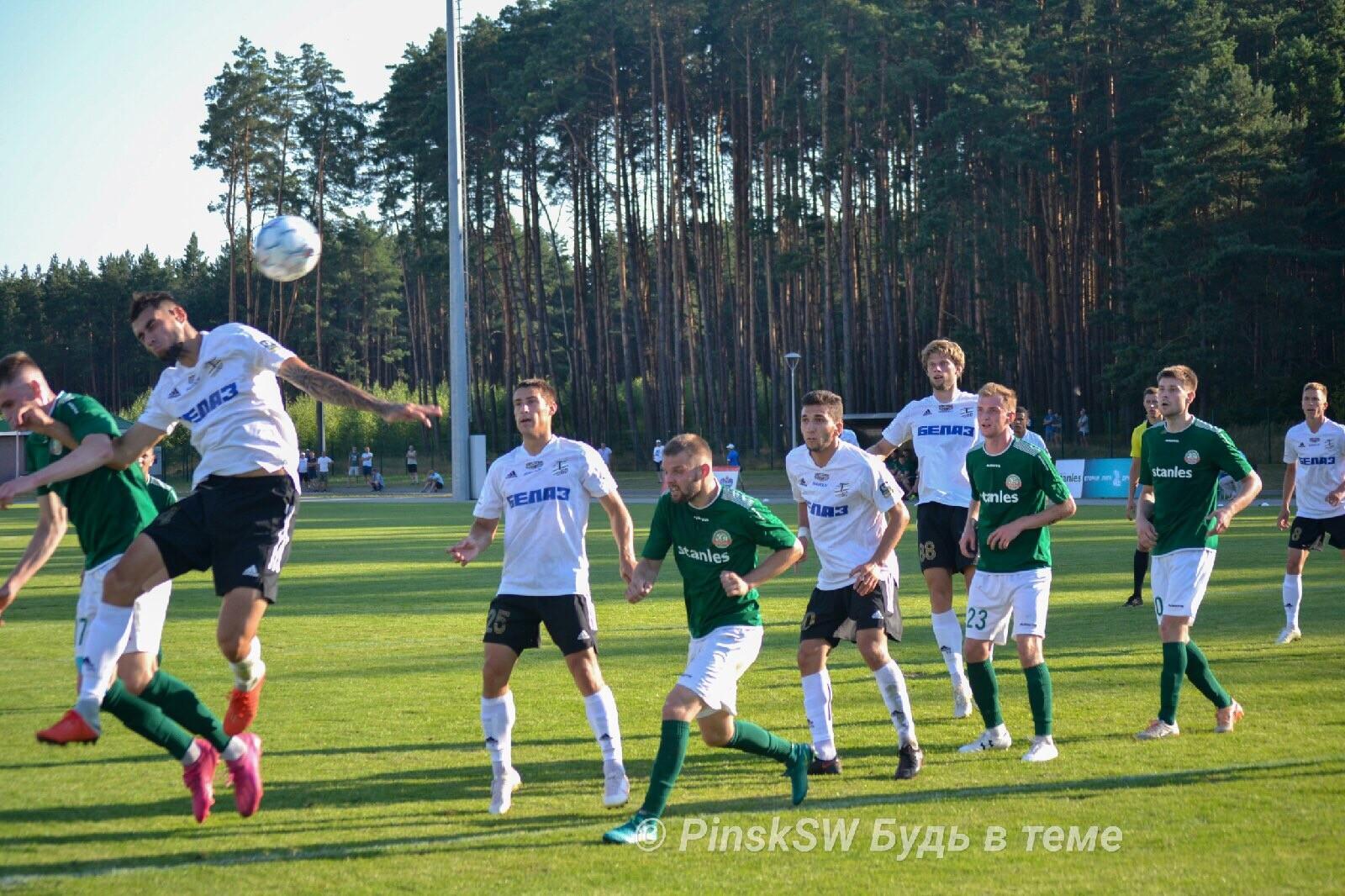 Кубковый бойцовский дух на фоне футбольной элиты
