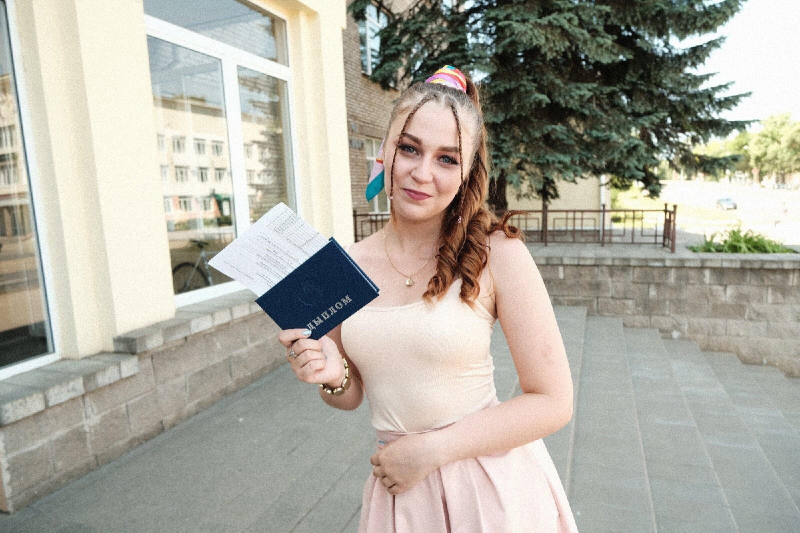 Актриса Полесского драмтеатра Варвара Морозова: «Не бойтесь быть смешным в новом коллективе»
